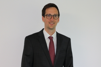 f+e Patentanwaltskandidat Dr. Sven Sidenstein